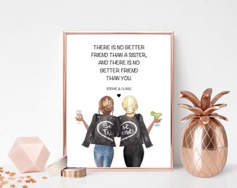Sisters Quotes Etsy
