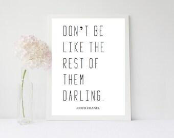 Darling - Print