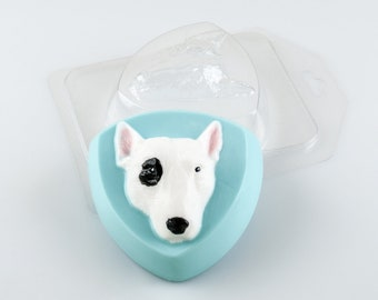 """/""""Baby bull/"""" plastic soap mold soap making mold mould"""