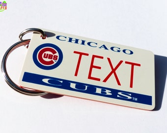 personalized chicago cubs gifts