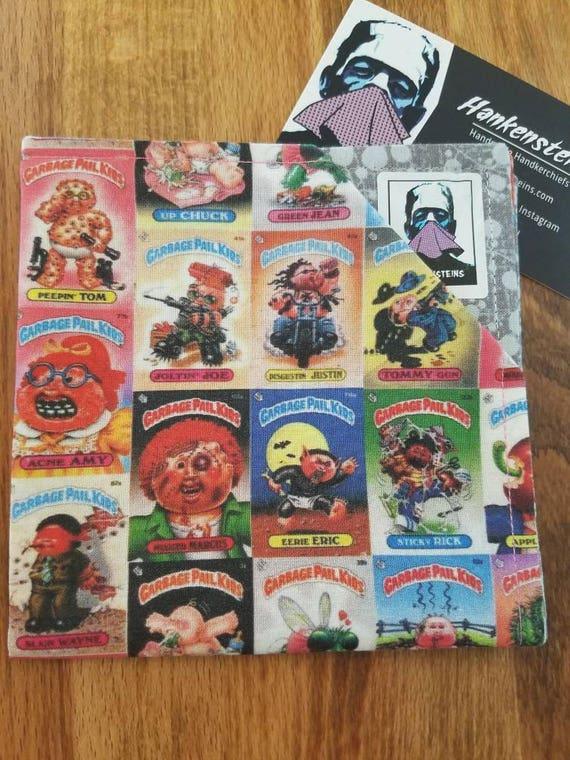 Garbage Pail Kids Geek Handkerchief