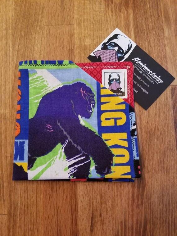 King Kong Geek Smart Handkerchief