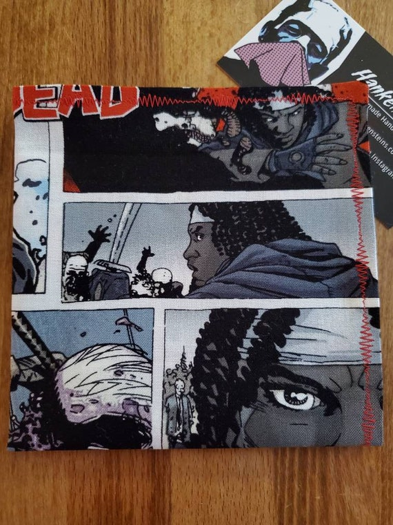 Walking Dead Michonne Handkerchief