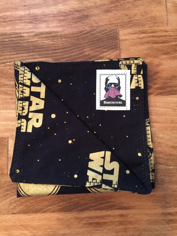 Star Wars Geek Handkerchief