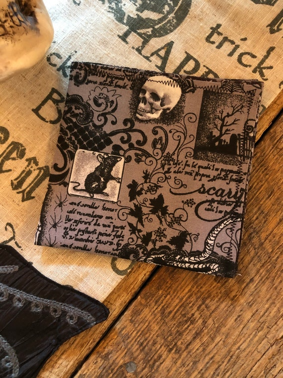Scary Skeletons Halloween Handkerchief