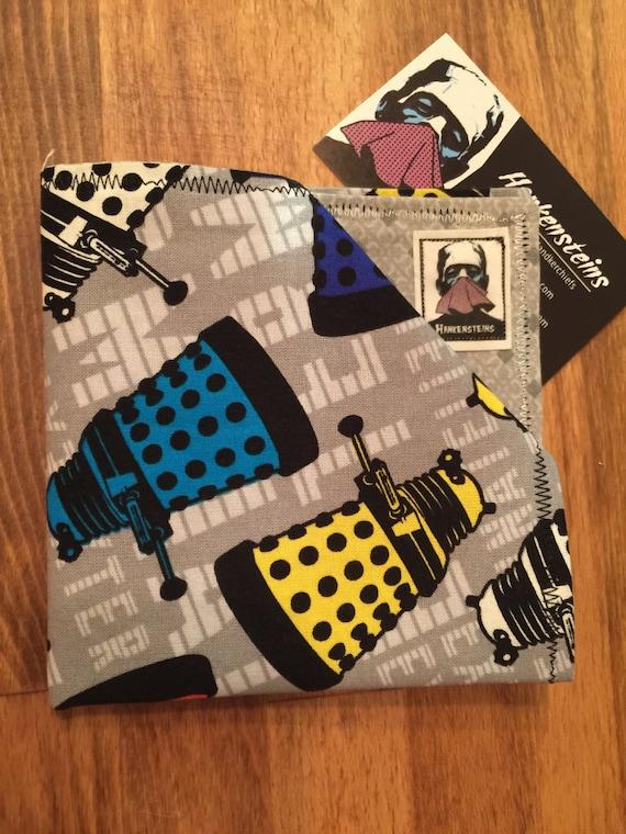 Exterminate Dalek Geek Smart Handkerchief
