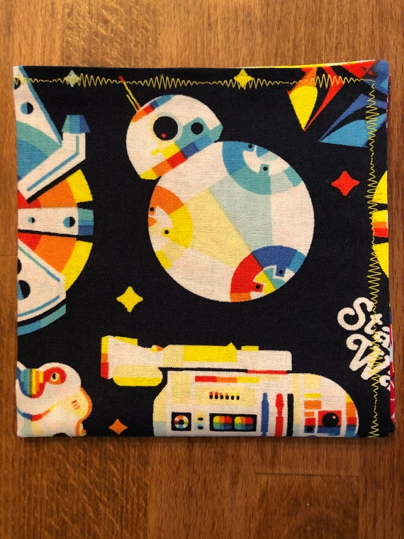 Colorful Rebel Star Wars Handkerchief