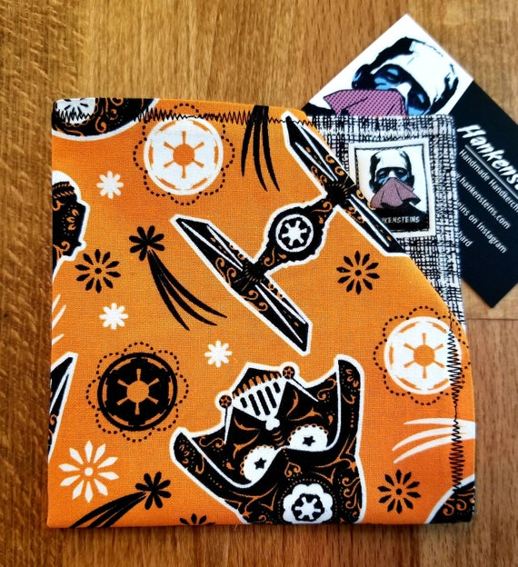 Star Wars Halloween Smart Handkerchief