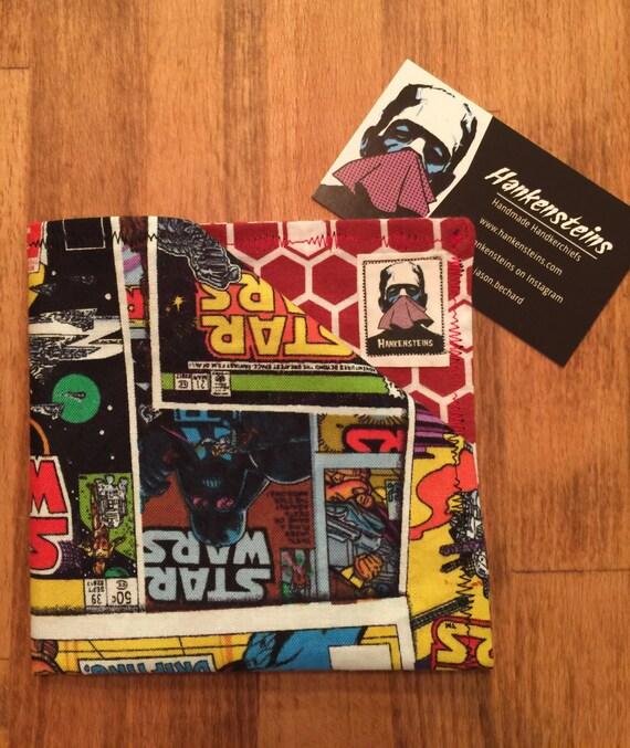 Star Wars Comic Geek Smart Handkerchief