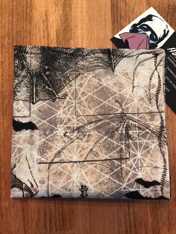 Halloween Bats Smart Handkerchief