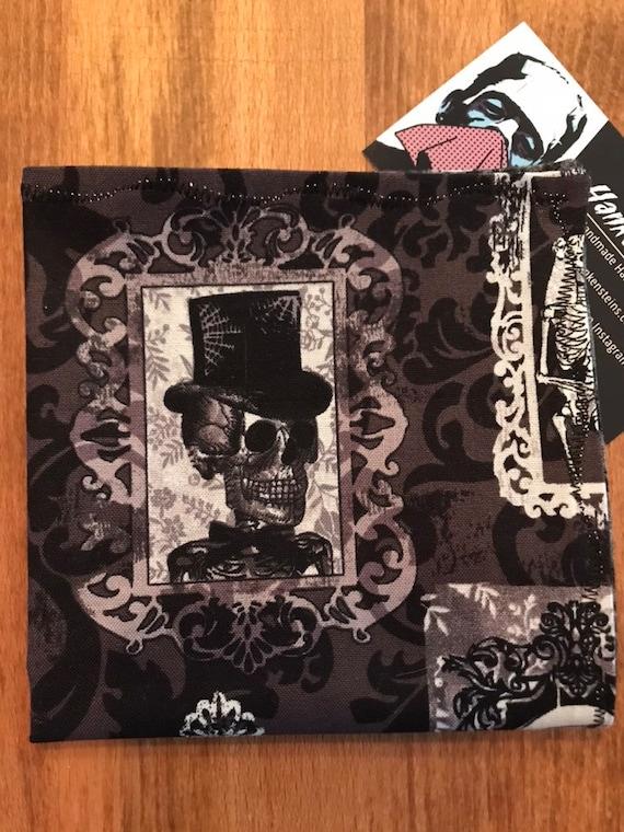 Halloween Geeks & Witches Smart Handkerchief