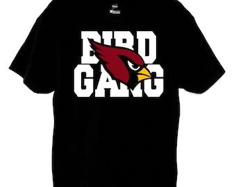 ee34a22b175f Custom Arizona Cardinals BirdGang shirt