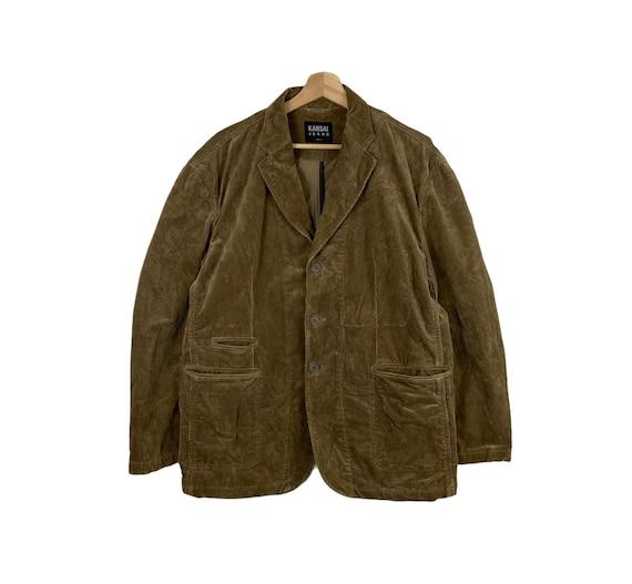 Vintage Kansai Jeans Kansai Yamamoto Jacket