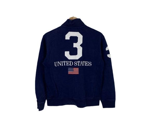 Polo Usa Polo Ralph Lauren Full Zipper Sweater