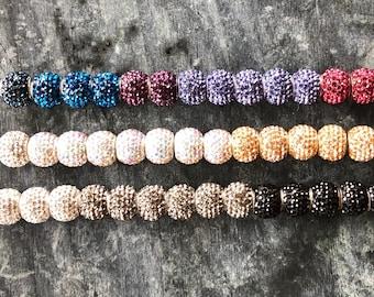 Pandora Beads. Large Hole Beads. Swarovski Crystal Beads. Charm Beads. Charm Bracelet Beads. Pandora Bracelet. Interchangeable Beads.