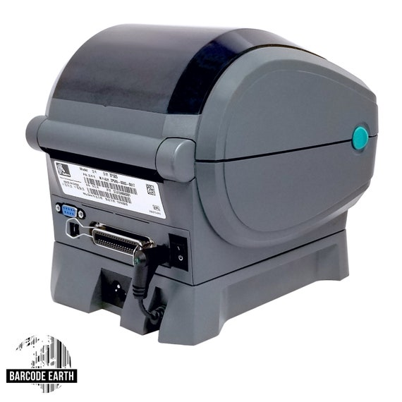 Zebra ZP450 Direct Thermal Label Barcode Printer W// USB /& 1000 Shipping Labels