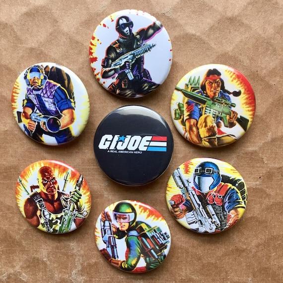 GI Joe Cobra Tele-Vipers Black Back Pack Spare Part