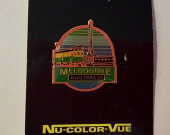 f4ec68385ab3 Old Souvenir Pins, Souvenir Hat Pins, Vintage Opal Pin, Old Enamel Pins,  Retro Hat Pins, Australia Pin, Retro Enamel Pins, Vintage Tie Tack