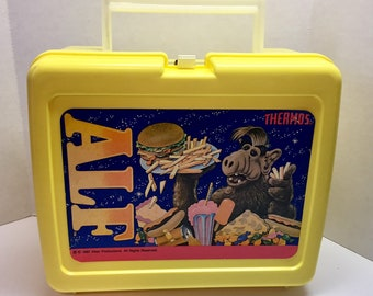4e0323bd3bca Lunch box vintage   Etsy