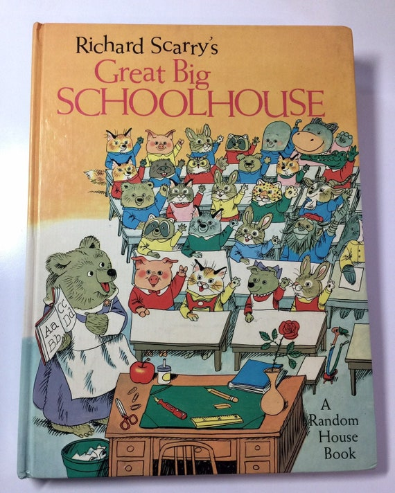 Richard Scarry's Busytown Treasury by Richard Scarry - Penguin ... | 712x570