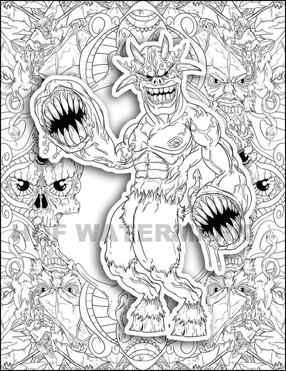 - Coloring Pages Mature Coloring Pages Coloring Book Coloring Etsy