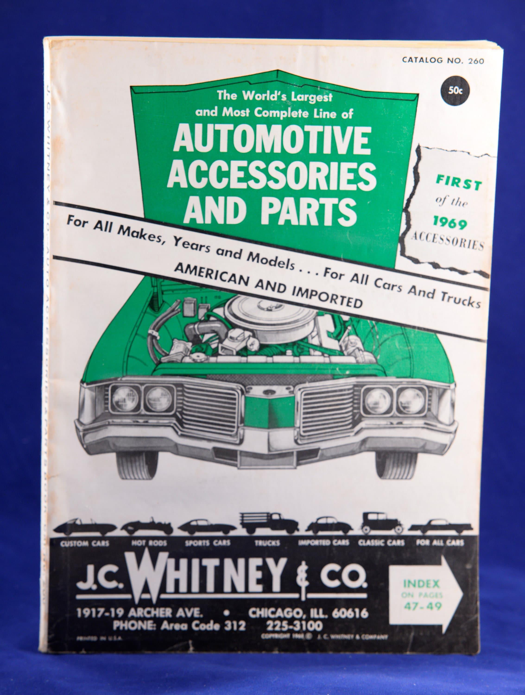 Old Car Catalog,1960s Auto Parts,Car Parts Catalog,1960s Catalog,Vehicle  Memorabilia,Old Car Magazine,Replacement Parts,Car Memorabilia