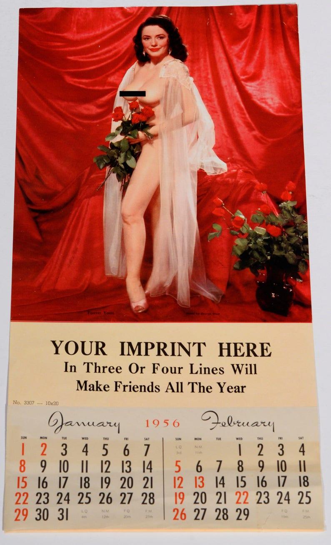 Vintage nudecalendar Nude Photos 3