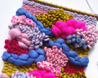 METEORA woven wall hanging, wall hanging, weaving, tapestry, woven wall art, wall art, wall decor