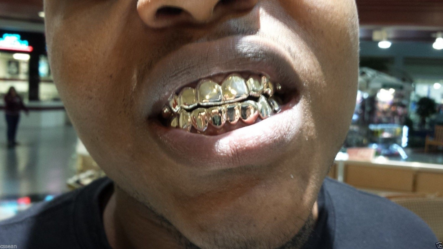 925 Sterling Silver Custom fit Grillz Plain Silver teeth REAL Grill Grillz. 664e93526941