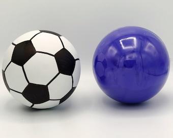 """6.25"""" SOCCER BALL Gender Reveal Soccer Gender Reveal"""