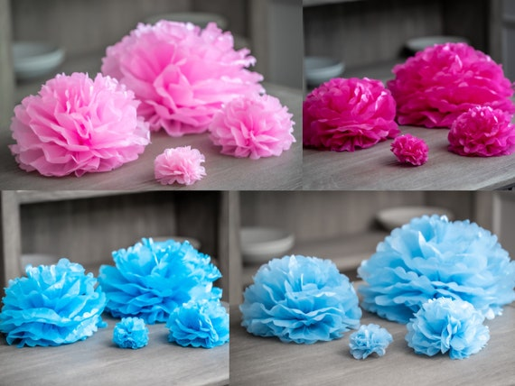 Poof Collection Paper Poofs