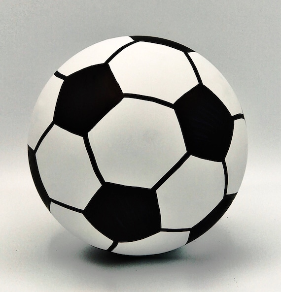 "6.25"" SOCCER BALL Gender Reveal Soccer Gender Reveal Ships Same Day!"