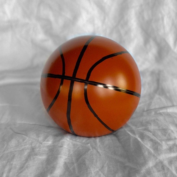Basketball Gender Reveal Ball Filled with Pink or Blue Powder! Gender Reveal Basketball