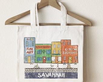River Street Savannah Tote