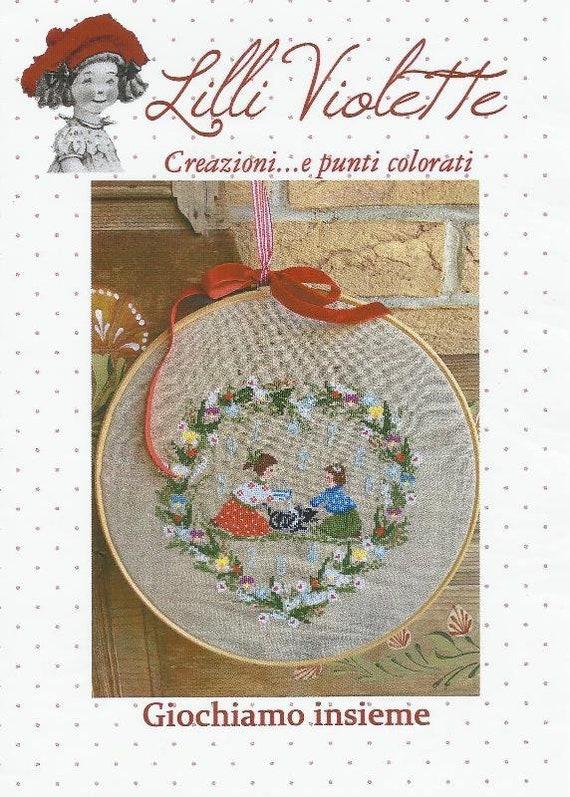 e 35 Nuovo Bambino Designs per le Carte e Regali cross stitch chart