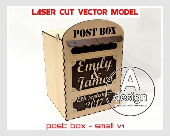 wedding postbox post box mailbox letterbox wedding etsy