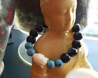 Black Onyx Buddha Boho