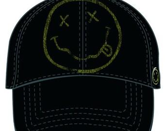 d39a18198ae NIRVANA baseball cap