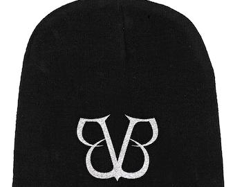 black veil brides logo wool beanie 1d07cd3adb18