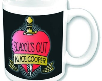 9c7a05e2b92 ALICE COOPER Official boxed Mug. PlayItWearIt 5 out of ...