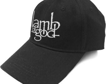 89101f59 LAMB OF GOD official licensed baseball cap