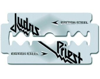 Judas Priest metal Pin / badge