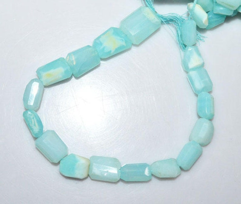 Jewelry Making SPB407 8 Inches 6mm-7mm Cheetah jasper Cube Shape  Beads 1 Strand Tiger Jaspe Faceted Briolettes