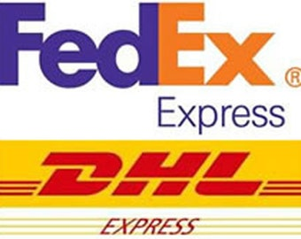 Express shipping-DHL , FedEx Express Shipping