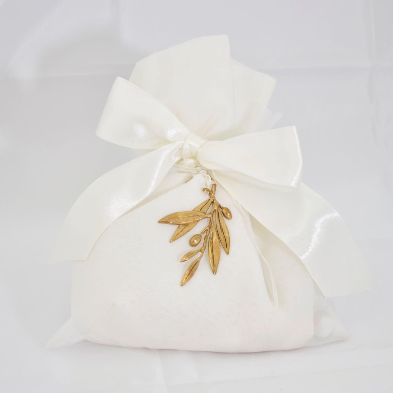 WEDDING FAVORS Olive Twig Greek favors. Orthodox wedding bombonieres ...