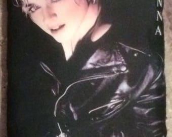 Madonna *Papa Don't Preach* Boy Toy Pillow