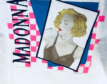 Madonna HTF 90's Pillow Case
