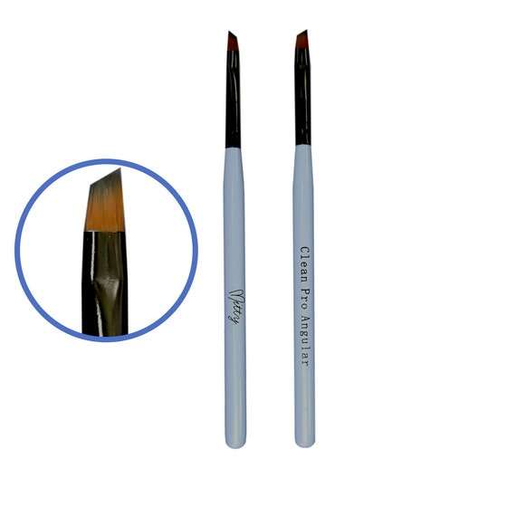 Nail Art Brush Cleaner: Nail Art Clean Up Brush Clean Pro Angular By Mitty