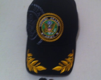 64fbb078929 Vintage United States Army Baseball Cap