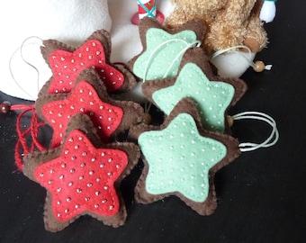 Decoration Biscuit Noel.Decoration De Noel Etsy
